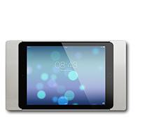 """sdock.ru Стойка для планшета, держатель планшета sdock купить москва sDock Air Fix — фиксированное настенное крепление для Apple iPad 10"""""""