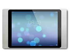 sdock.ru Стойка для планшета, держатель планшета sdock купить москва sDock Pro Fix — фиксированное настенное крепление для Apple iPad Pro 12.9