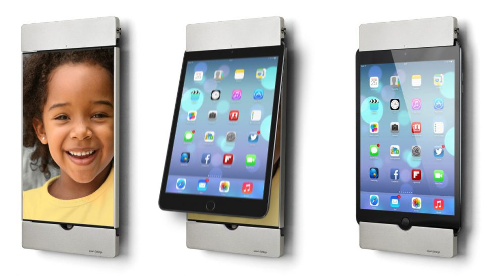 sDock mini4 — поворотное настенное крепление для Apple iPad mini4