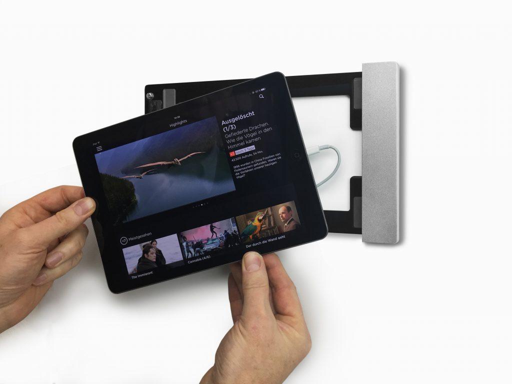 врезной адаптер питания для sDock, зарядная точка для всех устройств iOS