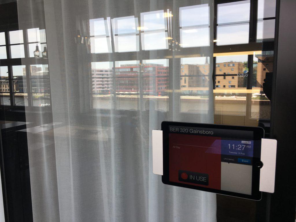 Система бронирования переговорных в офисе Mozilla corbel av корбел ав держатель планшета sdock