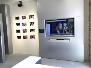 sDock iPad wallmount Light Field Museum in Tokyo 2785