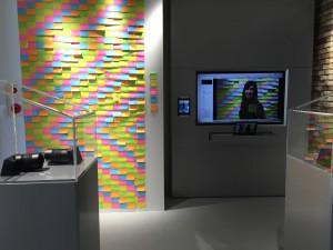 sDock iPad wallmount Light Field Museum in Tokyo 2789